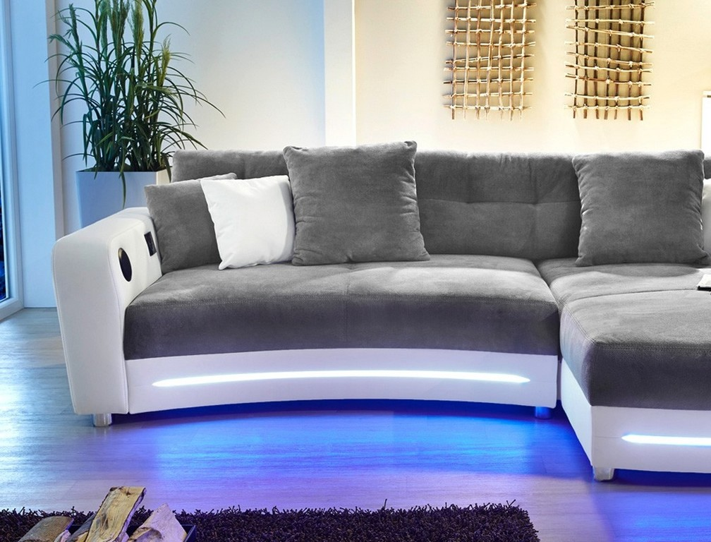 Entzckende Ideen Sofa Mit Soundsystem Und Charmante Couch Led for dimensions 1050 X 800