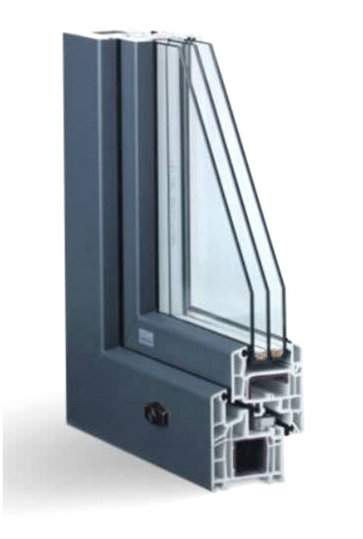 Fenster 3 Fach Verglasung Preis 57751 Spannende 3 Fach Verglaste intended for measurements 1230 X 1827
