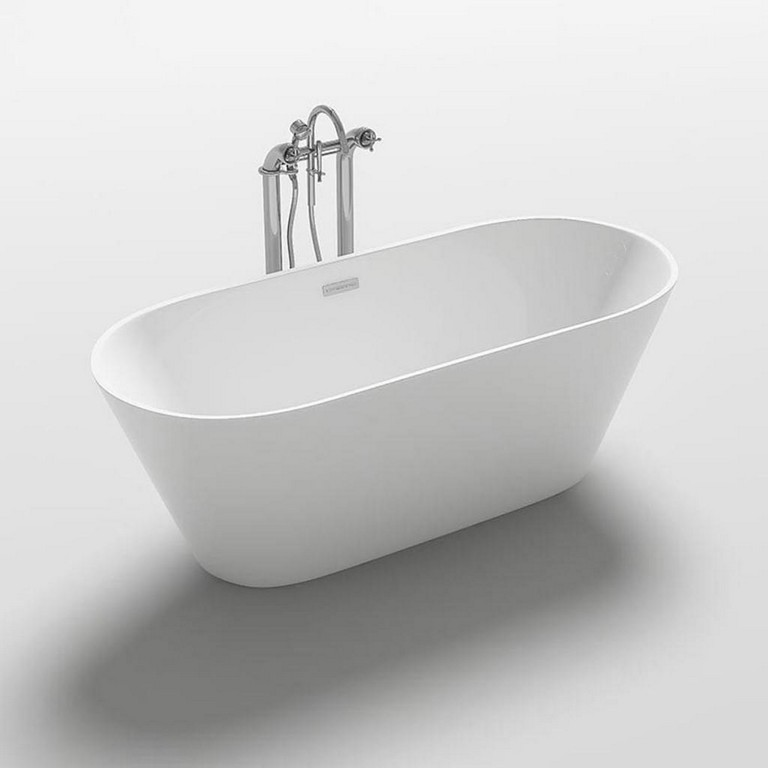 Freistehende Badewanne Rondo Badewanne Real pertaining to dimensions 1024 X 1024