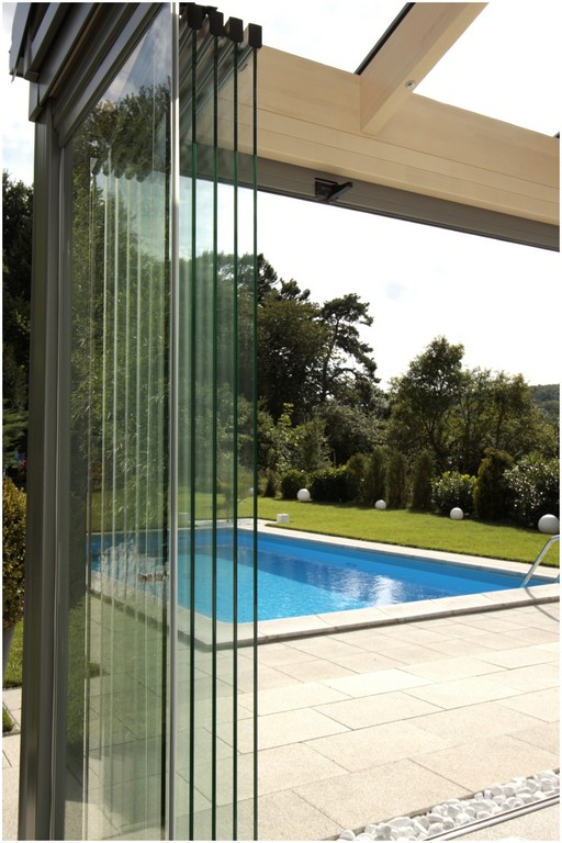 Inspirierend Windschutz Glas Terrasse Bilder Von Terrasse Ideen with regard to measurements 2592 X 3888