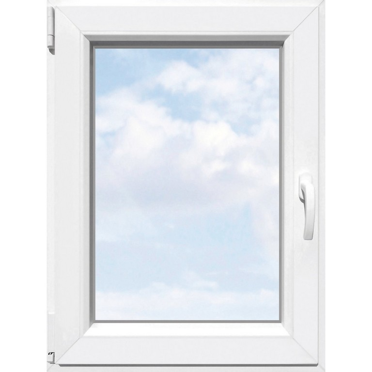 Kunststoff Fenster 2 Fach Glas Uw 15 Wei B 75 Cm H 120 Cm intended for proportions 1500 X 1500