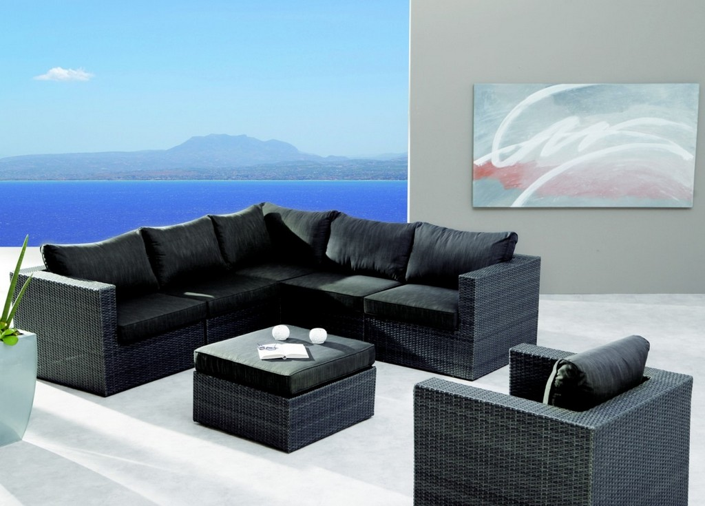 Loungegruppe Sitzgruppe Lounge Set Sofa Sessel Gartengruppe Outdoor regarding sizing 1200 X 861