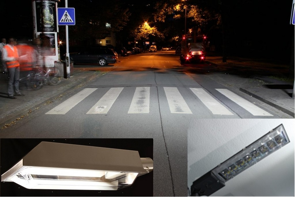 Led Stadtleuchte Fugngerberweg Led Beleuchtung Fr Stdte Und with regard to measurements 1153 X 769