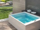 Design Luxus Whirlpool Optirelax Gt Spapools regarding size 1500 X 711