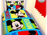 Disney Kinder Bettwsche Micky Maus Mickey Mouse Mikrofaser Garnitur within sizing 730 X 1150