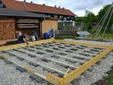 Fundament Fur Carport Punktfundament Fa R Selbst Bauen Und Geld throughout size 1900 X 1266