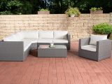 Rattan Lounge Set Tibera Gartenmbel Set Polyrattan Loungembel Set regarding proportions 1200 X 800