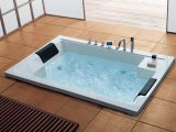 Whirlpool Badewanne M102 Multispa System Whirlpools 2 Personen pertaining to sizing 1500 X 952